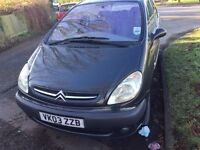 CITREON XSARA PICASSO 1.6 IMMACULATE CONDITION ONE OWNER 70000 MILES