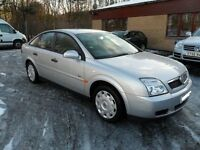 vauxhall vectra 2.0L, 04 reg, mot 1 year, 90k miles, good condition, £450 kilmarnock
