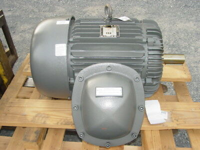 Baldor 75 / 60 HP Electric Motor (for HAZ. Locations), M7068T, 365T NEW SURPLUS