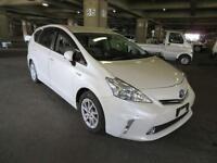 Toyota Prius Plus/Prius Alpha/Prius + Hybrid 1.8 2013 (BIMTA CERTIFIED MILEAGE)