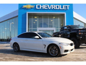 2014 BMW 435i xDrive M-Sport Turbocharged AWD 2 sets Rims/Tires