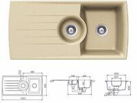 SCHOCK FOCUS D-150 CRISTALITE GRANITE PERA 56