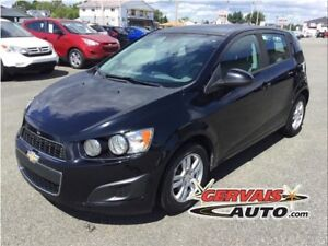 Chevrolet Sonic LS MAGS 2012