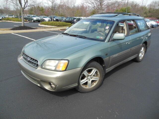 Imagen 1 de Subaru Legacy green