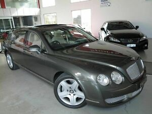 2005 Bentley Continental 3W Flying Spur Cypress Grey 6 Speed Sports Automatic Sedan Albion Brisbane North East Preview