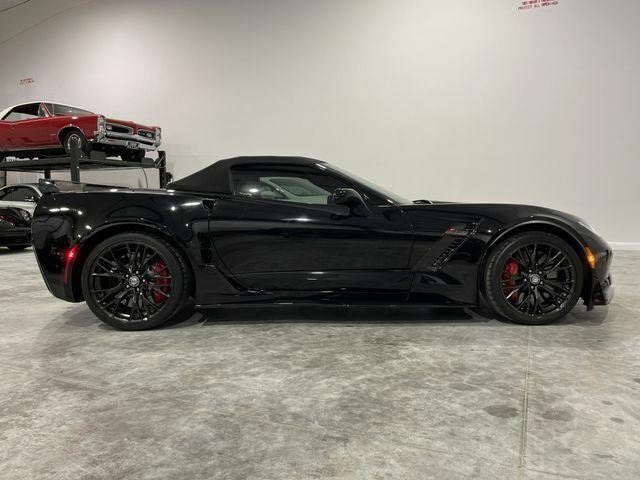 2016 Black Chevrolet Corvette Z06    C7 Corvette Photo 5