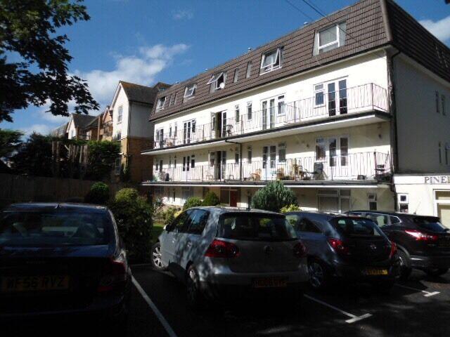 Studio flat in Bournemouth