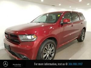 2018 Dodge Durango GT Heated Leather Seats CAM