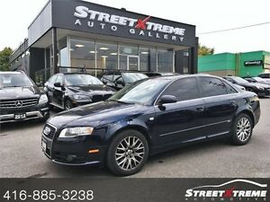 2008 Audi A4 **ALL WHEEL DRIVE & ONLY $148.27 BI-WEEKLY**