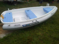 Walker Bay Dinghy with Inflatable Ring RID 310R