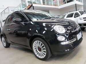 2013 Fiat 500C Series 1 Lounge Dualogic 5 Speed Sports Automatic Single Clutch Convertible Keilor Park Brimbank Area Preview