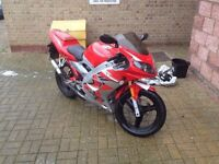 NEW MOT Peugeot XR6 Sport 2007, 10,000 Miles, 50cc, Liquid Cooled Engine, Up to 60MPH, Aprilia RS50