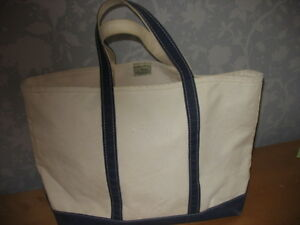 LARGE L. L. BAG  FROM  BEAN