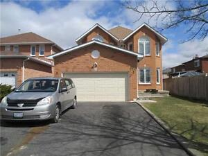 4 BR DETACHED 2 STOREY HOUSE FOR SALE IN PICKERING
