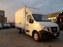 NISSAN NV400  CHASSIS CAB L2P2H1 2.3 dCi 130CV OCCASIONE!