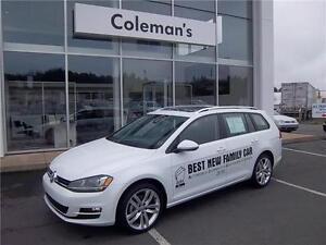 2016 Volkswagen Golf Sportwagon - 5 DAY SALE NOW ON @ COLEMAN'S