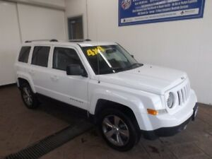 2017 Jeep Patriot SPORT 4WD LEATHER NAVI SUNROOF