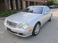 2005 Mercedes-Benz CL-Class CL500 NAVIGATION / WARRANTY AVAILABL