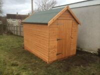 HEAVY DUTY 8X6 THICKNESS COUNTS £439 FREE LOCAL DELIVERY