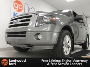 2011 Ford Expedition Limited V8 4x4 with heated/cooled power lea