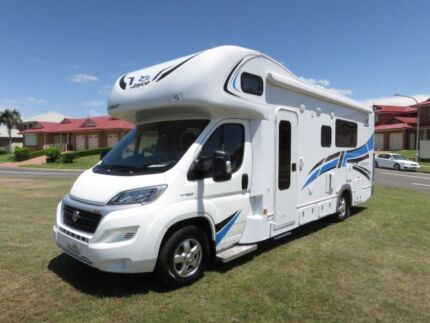 2017 Jayco Conquest 25-1 – AS NEW – ONLY 14,000KMS Glendenning Blacktown Area Preview