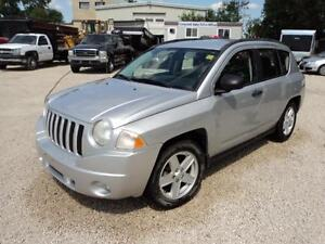 AWD Jeep Compass saftied only $5500