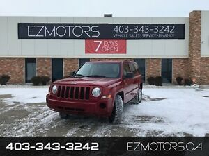2010 Jeep Patriot North/4X4/43000KM ONLY!! --WE FINANCE!