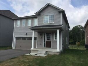 Beautiful New House In Niagara Falls By the Ravine is for lease