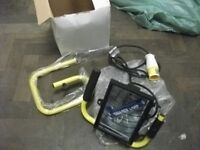 Portable Work Light Model - NXS-500P 110V . New , unused.