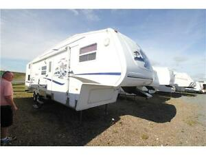 2005 Cougar Fifth Wheel with Bunks! Very Nice! LQQK