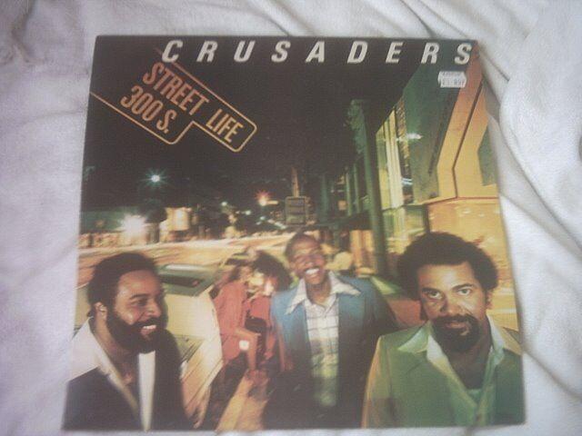 Vinyl LP Crusaders – Street Life 300 S. – MCA MCF 3008 Stereo 1979