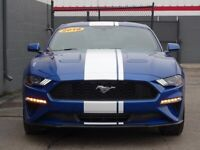 Miniature 3 Voiture American used Ford Mustang 2018