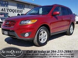 2010 Hyundai Santa Fe GL - 3.5L, NEW TIRES INCLUDED!