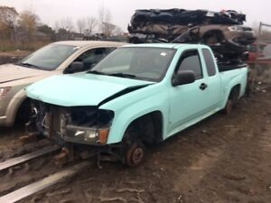 2007 GMC Canyon just in for parts at Pic N Save!
