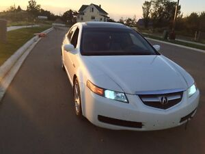 2004 Acura TL Se Sedan looking to trade