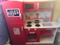 Plum Terrace Wooden Play Kitchen Argos - Excellent Condition