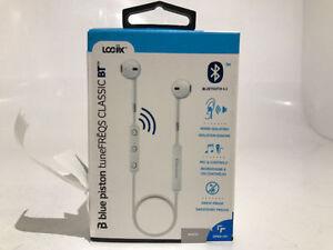 NEW Logiix BLUE PISTON tuneFreqs Classic Bluetooth 4.1