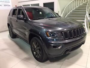 Jeep Grand Cherokee 4WD Limited 75th Anniversary *Ltd Avail* 201