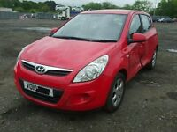 HYUNDAI I20 2010 BREAKING FOR SPARES / PARTS