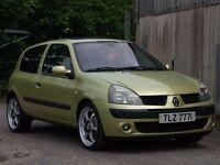2005 Renault Clio - Full MOT + Just Valeted