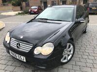 Mercedes-Benz C Class 2.1 C220 CDI SE 2dr*New Mot*Just serviced*Coupe*Hpi clear