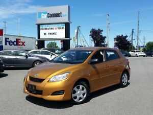 2010 Toyota Matrix ONLY $19 DOWN $66/WKLY!!