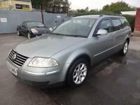 VW VOLKSWAGEN PASSAT 1.9 TDi PD 130 HIGHLINE ESTATE~MANUAL~STUNNING COLOUR
