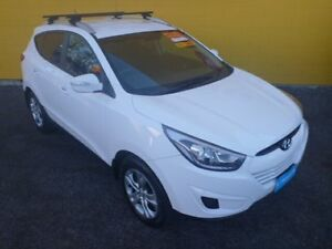 2013 Hyundai ix35 LM2 Active White 6 Speed Sports Automatic Wagon Winnellie Darwin City Preview
