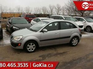 2006 Kia Rio RIO5 EX; WOW! GREAT ON GAS! SUPER LOW KMS! HEATED