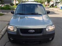 2005 Ford Escape XLT LEATHER (GARANTIE 3 ANS + $50/SEMAINE)