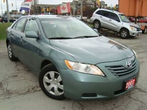 2007 Toyota Camry LE Leather Only 143km 1 Owner