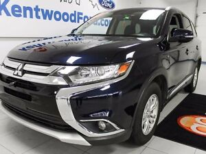 2016 Mitsubishi Outlander why be a downer when you can have this