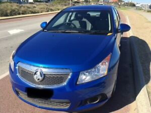 2011 Holden Cruze 5 speed manual 1.8 low kms $4600