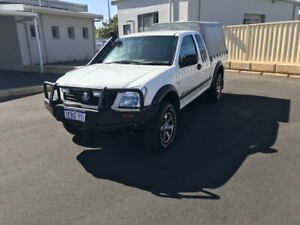 2004 Holden Rodeo LX (4x4) Harvey Harvey Area Preview